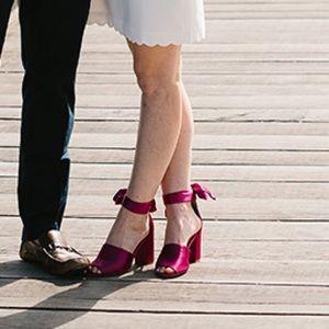Odele Ankle Wrap Sandal